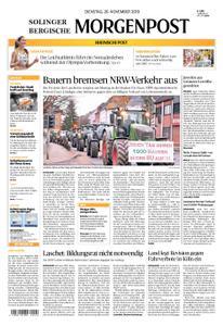 Solinger Morgenpost – 26. November 2019
