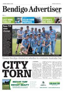 Bendigo Advertiser - January 27, 2020