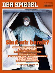 Der Spiegel - 14 März 2020