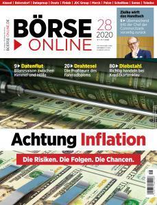 Börse Online - 9 Juli 2020