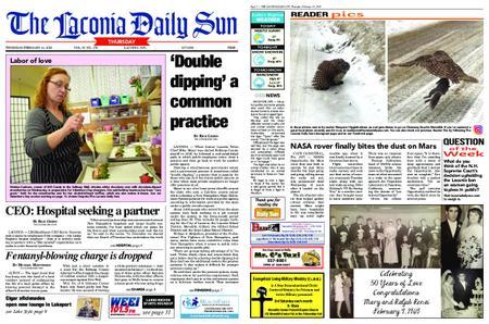 The Laconia Daily Sun – February 14, 2019
