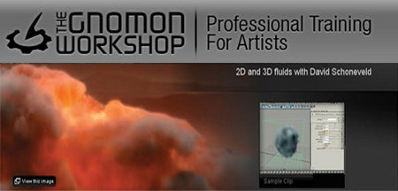 Gnomon Workshop - Maya Fluid Effects: Pyrothechnics