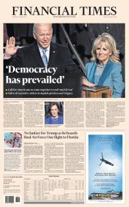 Financial Times USA - January 21, 2021