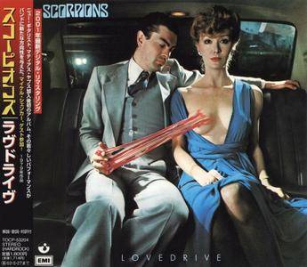 Scorpions - Lovedrive (1979) {2001, Japanese Reissue, Remastered}
