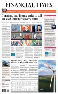 Financial Times USA - May 19, 2020