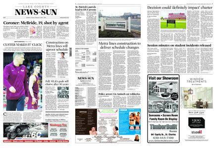 Lake County News-Sun – March 31, 2018