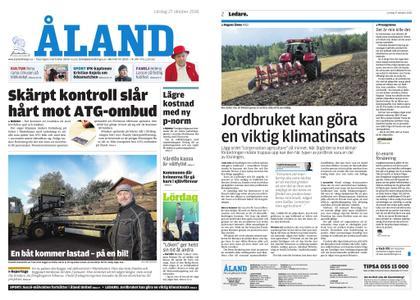 Ålandstidningen – 27 oktober 2018