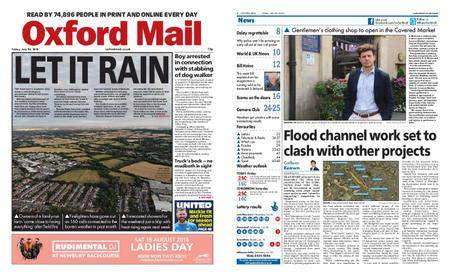 Oxford Mail – July 20, 2018