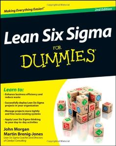 Lean Six Sigma For Dummies, 2 edition