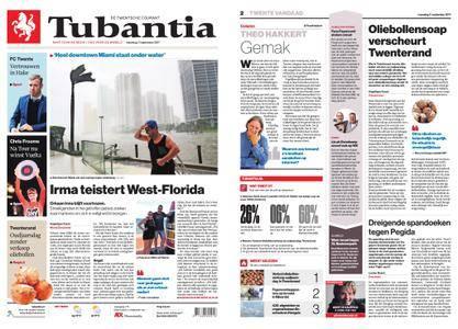 Tubantia - Enschede – 11 september 2017