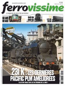 Ferrovissime - mai/juin 2019