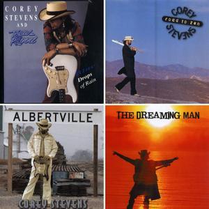 Corey Stevens - Albums Collection 1995-2010 (4CD) [Uprade + 1st Album]
