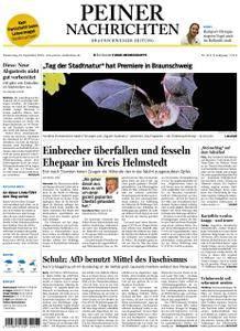 Peiner Nachrichten - 13. September 2018