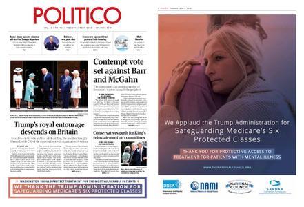 Politico – June 04, 2019
