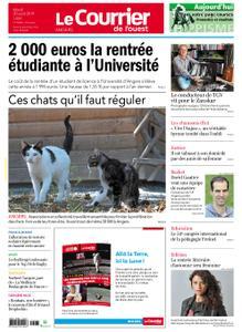 Le Courrier de l'Ouest Angers – 20 août 2019
