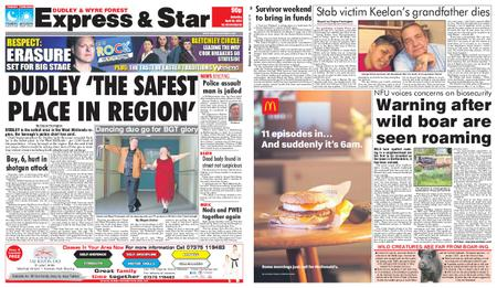 Express and Star Dudley and Wyre Forest Edition – April 20, 2019
