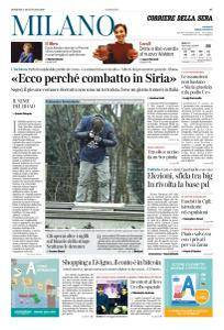 Corriere della Sera Milano - 28 Gennaio 2018