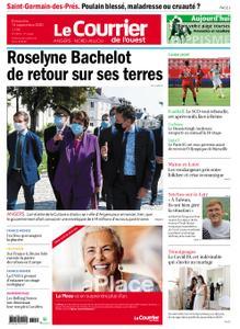 Le Courrier de l'Ouest Angers – 13 septembre 2020