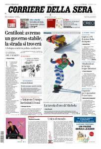 Corriere della Sera - 17 Febbraio 2018