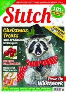 Stitch Magazine – October 2018