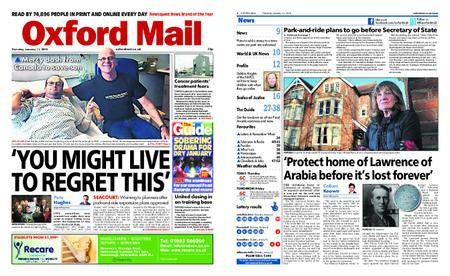 Oxford Mail – January 11, 2018