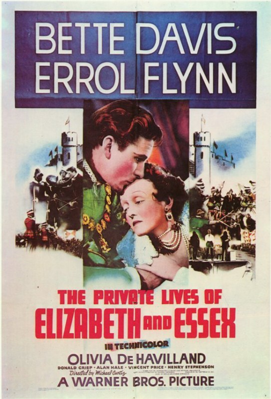 The Private lives of Elizabeth and Essex (1939) Repost
