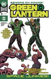 The Green Lantern 008 2019