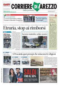Corriere di Arezzo - 4 Gennaio 2017