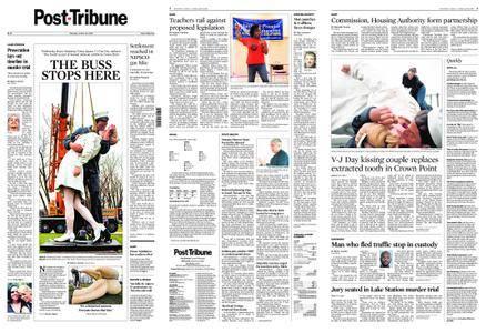 Post-Tribune – April 24, 2018