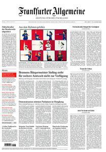 Frankfurter Allgemeine Zeitung F.A.Z. - 02. Juli 2019