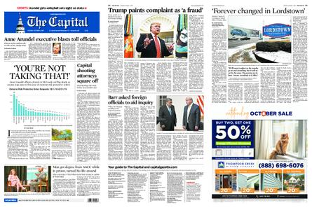 The Capital – October 01, 2019