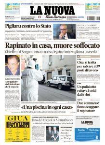 La Nuova Sardegna Gallura - 8 Febbraio 2017