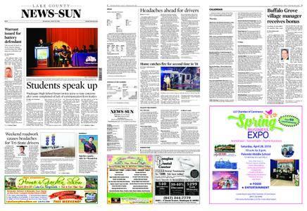 Lake County News-Sun – April 25, 2018