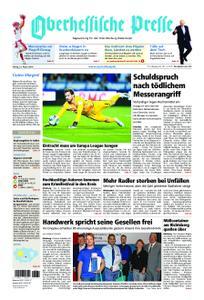 Oberhessische Presse Marburg/Ostkreis - 23. August 2019