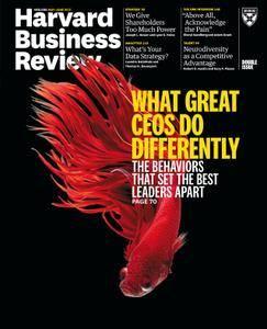 Harvard Business Review - May 01, 2017