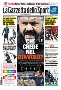 La Gazzetta dello Sport Roma – 24 aprile 2019