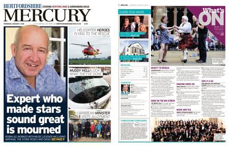 Hertfordshire Mercury – January 09, 2020