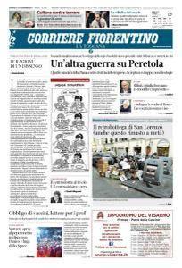 Corriere Fiorentino La Toscana - 12 Novembre 2017