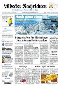 Lübecker Nachrichten Ostholstein Süd - 22. Dezember 2017