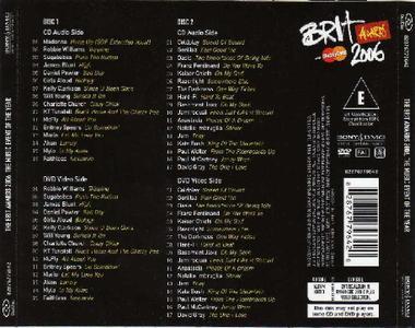 VA - Brit Awards (2006)