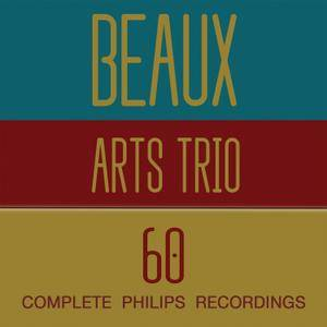 Beaux Arts Trio - Complete Philips Recordings: Box Set 60CDs (2015)