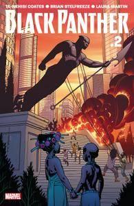 Black Panther 002 (2016)