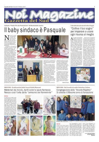 Gazzetta del Sud Inserto Reggio Calabria - 9 Febbraio 2017