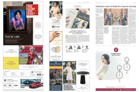 The Globe and Mail – June 08, 2019