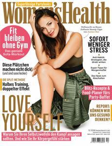 Women's Health Germany - Dezember 2018