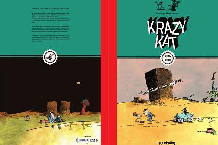 Krazy Kat - Tome 3 - 1935-1939