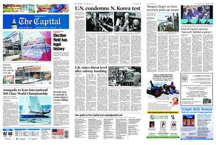 The Capital – September 16, 2017