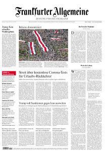 Frankfurter Allgemeine Zeitung - 17 August 2020