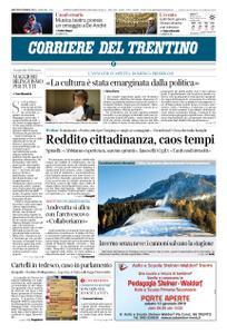 Corriere del Trentino – 08 gennaio 2019