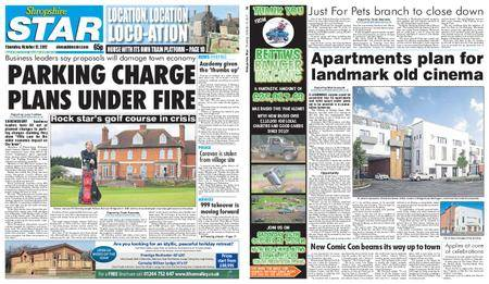 Shropshire Star Shrewsbury Edition – October 12, 2017